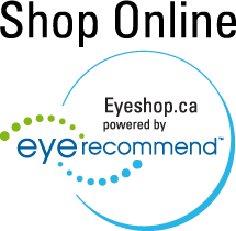 Eyeshop Web button
